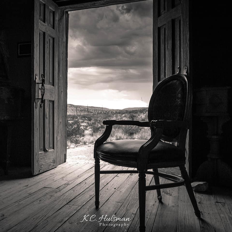 """Open Doors"" photograph by KC Hulsman"